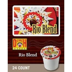 Diedrich Rio Blend Keurig Kcup Coffee