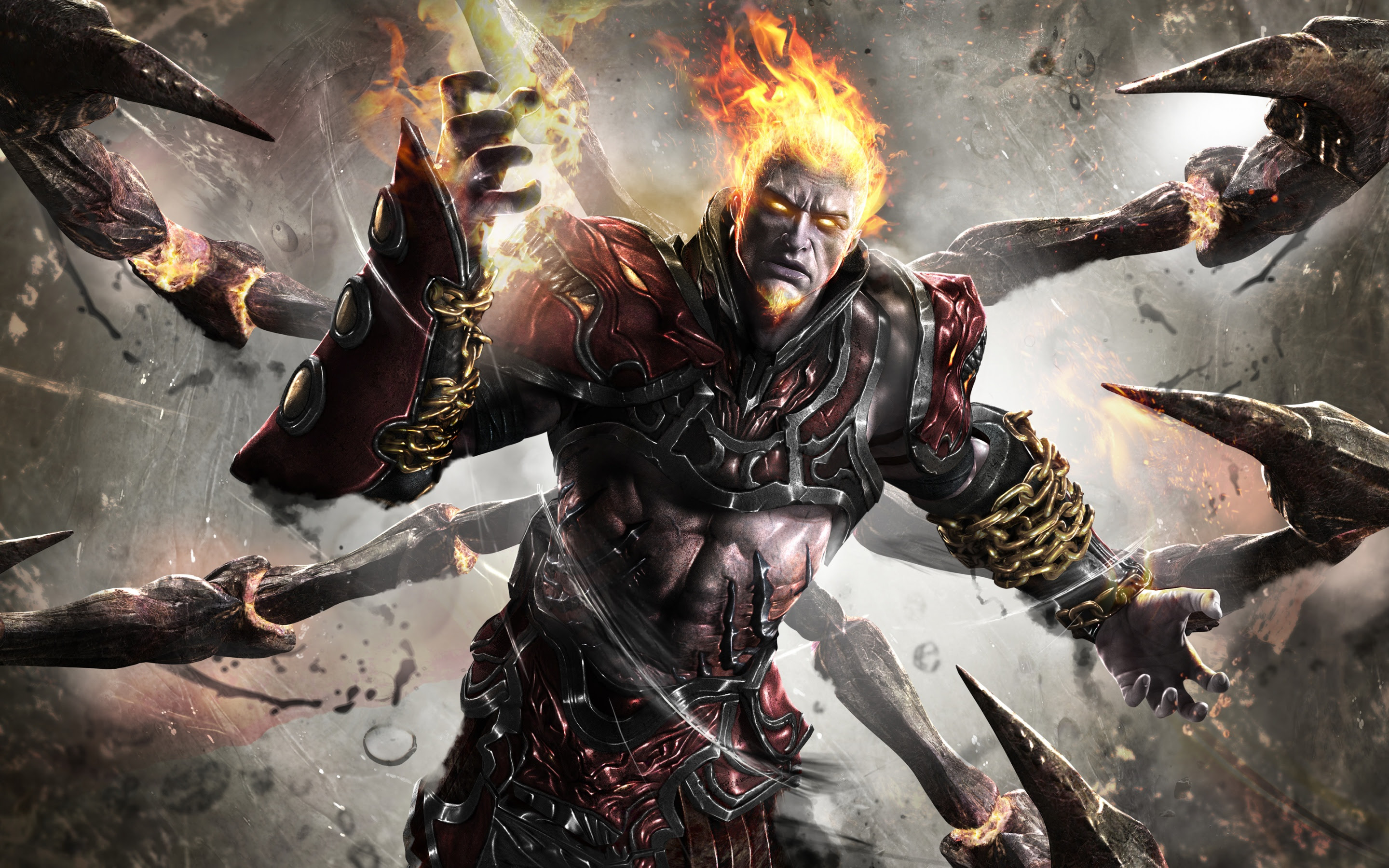 God Of War Ascension Ares Wallpapers In Jpg Format For Free