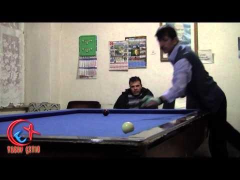 Bozkır Öğretmenler Arası Bilardo Turnuvası Final Karşılaşması 21.11.2012