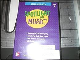 Spotlight on Music - Grade 4 Grade Level DVD (Spotlight on ...