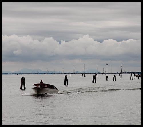 Clouds in Venice by hans van egdom