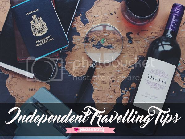 Independent Travelling Tips
