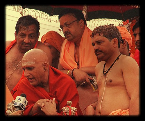 Swami Avdeshananadji - The Man Of Peace Hope And Vision by firoze shakir photographerno1
