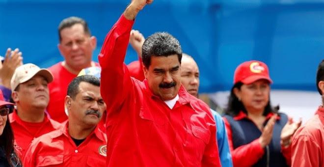 El Presidente de Venezuela, Nicolás Maduro /REUTERS