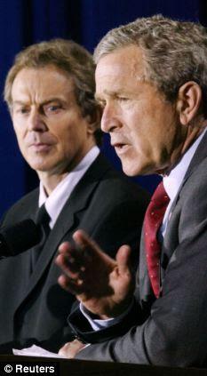 Blair and Bush in April 2002