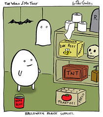 Halloween Prank Supplies