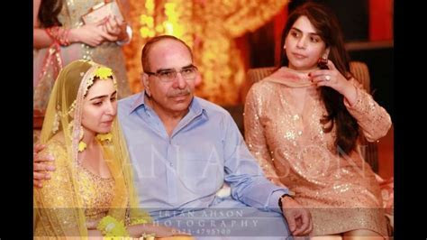 Royal Wedding Pictures of Top Business Tycoon Malik Riaz?s