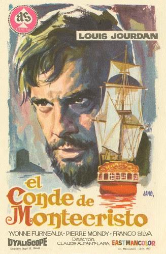El Conde de Montecristo por jovisala47.