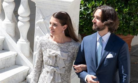 Another Royal Wedding! Monaco's Charlotte Casiraghi is