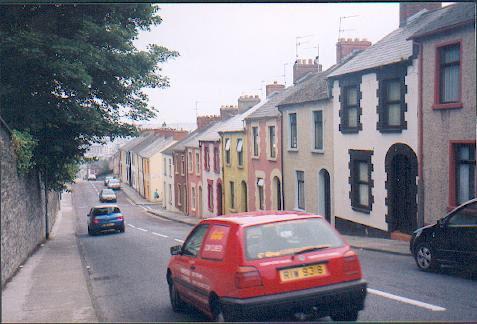 Creggan Road Derry Gordon Hatton Geograph Ireland