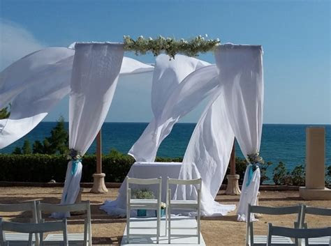 Beach wedding ceremony   Venue for Weddings and Events