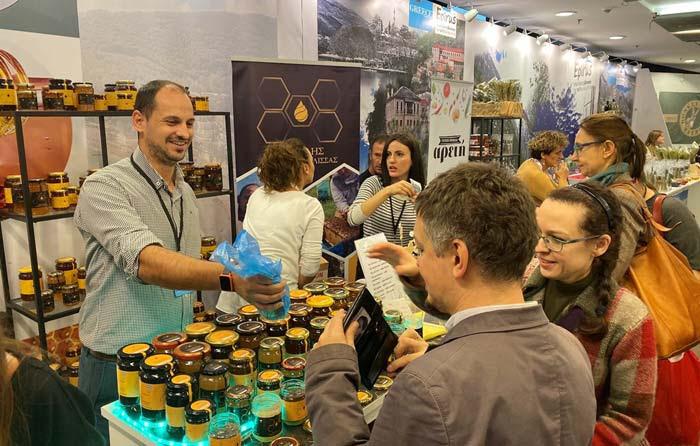 Ήπειρος: Περιφέρεια Ηπείρου - Με επιτυχία η συμμετοχή στην 6η Athens International Tourism Expo και Grecka Panorama