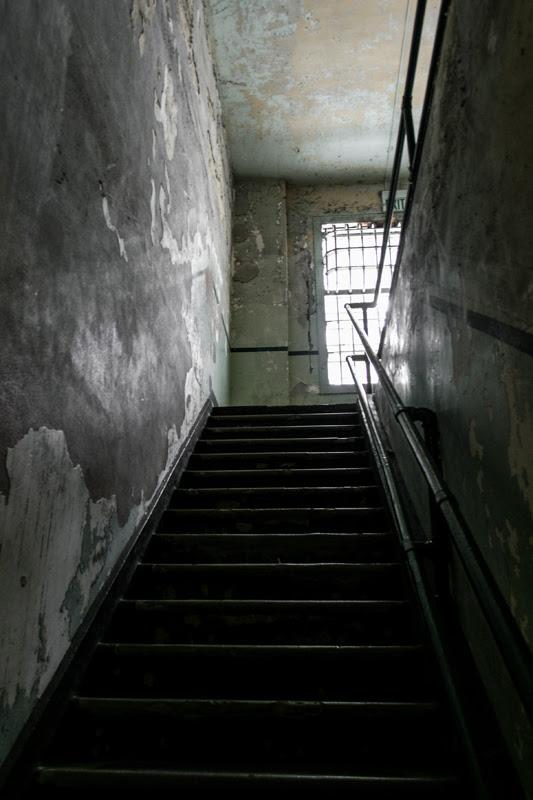 Alcatraz Prison © 2014 sublunar