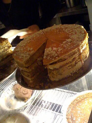 Cake at Momofuku Milk Bar