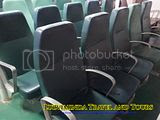 Tourist Class (Aircon) seat accommodation
