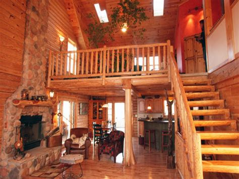 log home floor plans  loft  story log home plans