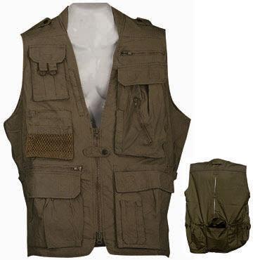 Safari Vest Black Humvee Galatiinternationalcom