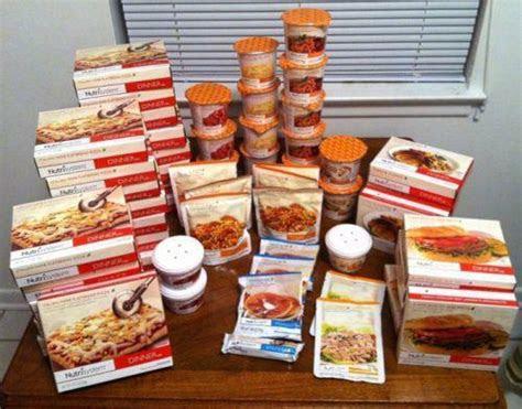 nutrisystem lunch foods meals ebay