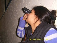 Observing Lunar Eclipse
