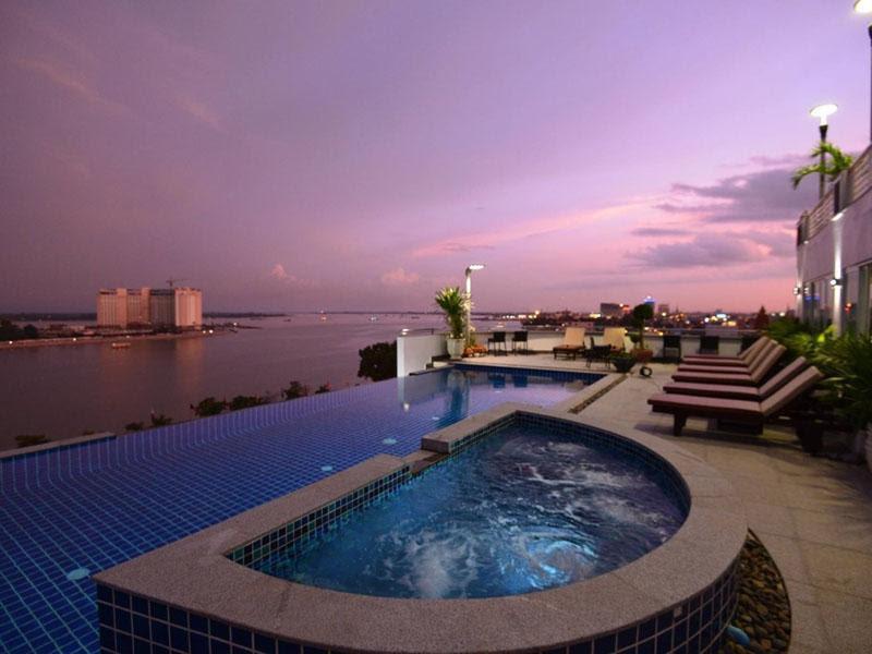 Harmony Phnom Penh Hotel Reviews