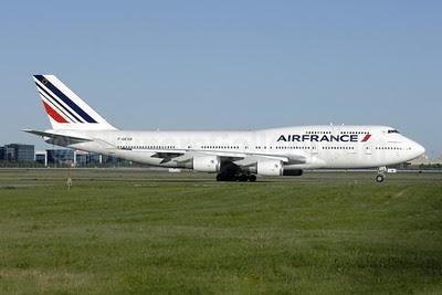 Air France Boeing 747-4B3 F-GEXB (msn 24155) YYZ (TMK Photography). Image: 908614.