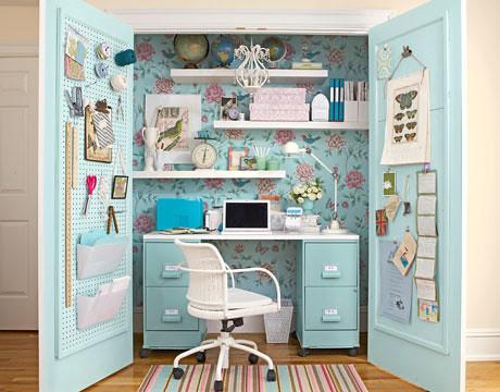 Inspiração - Craft Room
