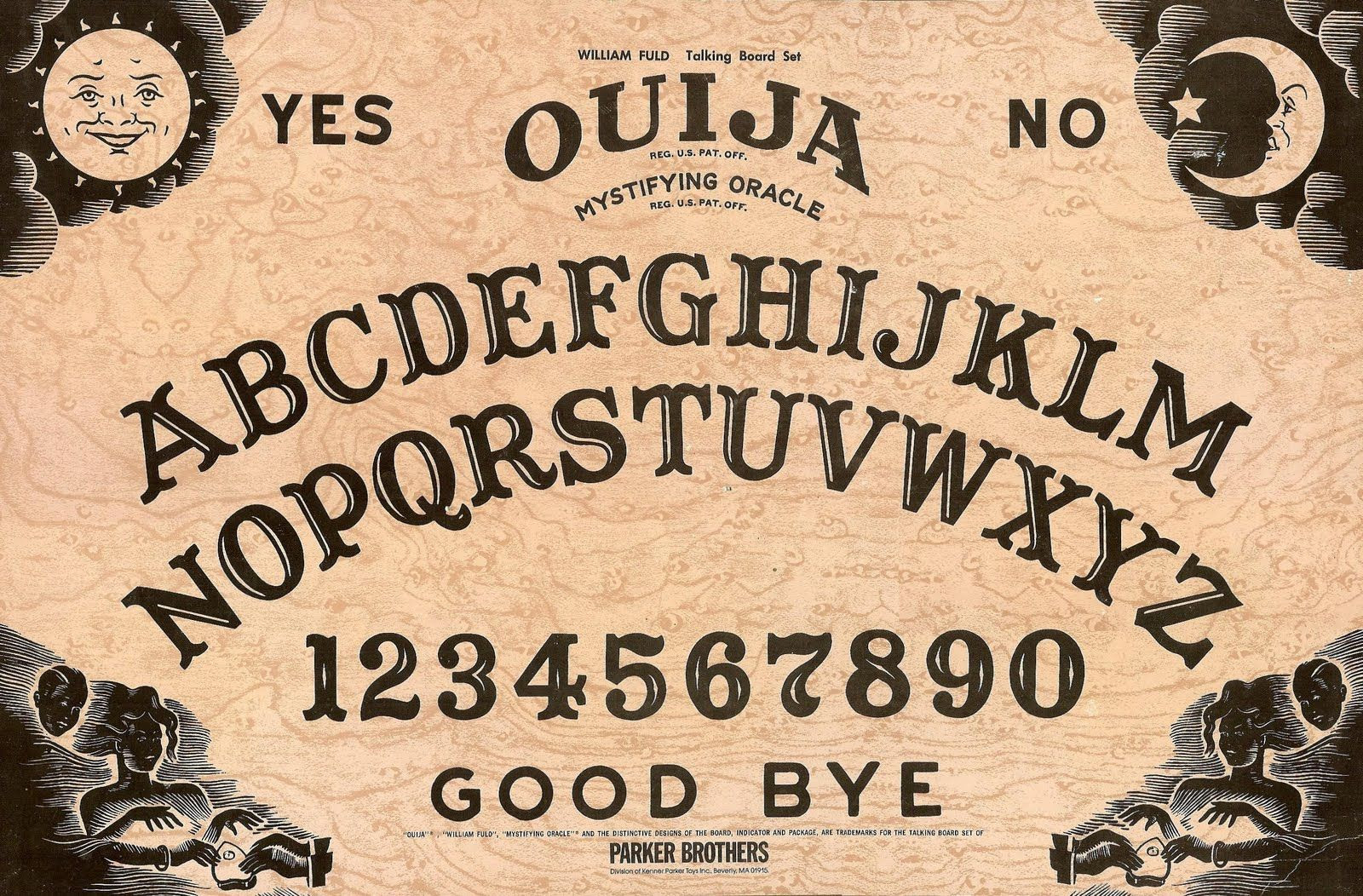 1000+ images about Ouija Boards on Pinterest | Ouija, Parlour and ...