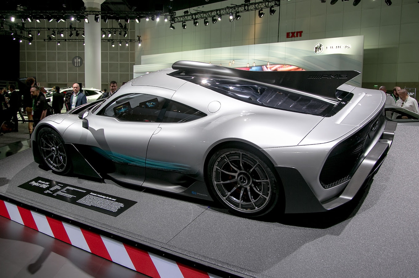 Mercedes-AMG Project One Could Try for All-Time ...