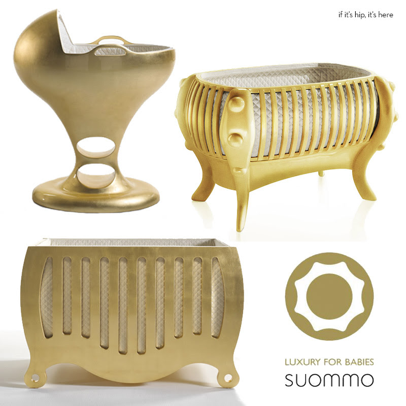 gold plated baby furniture hero IIHIH