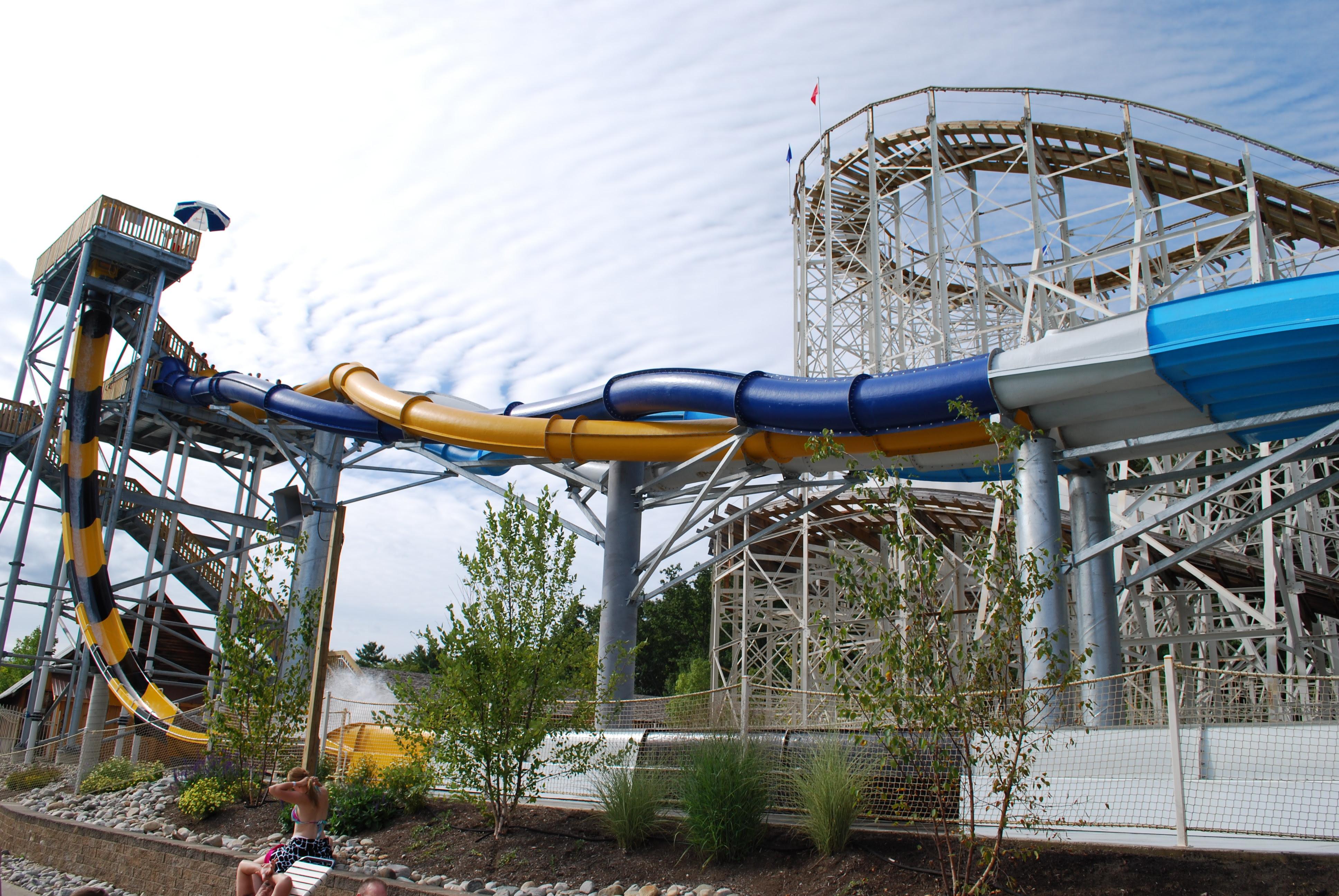 Great Escape amusement park  Wikiwand