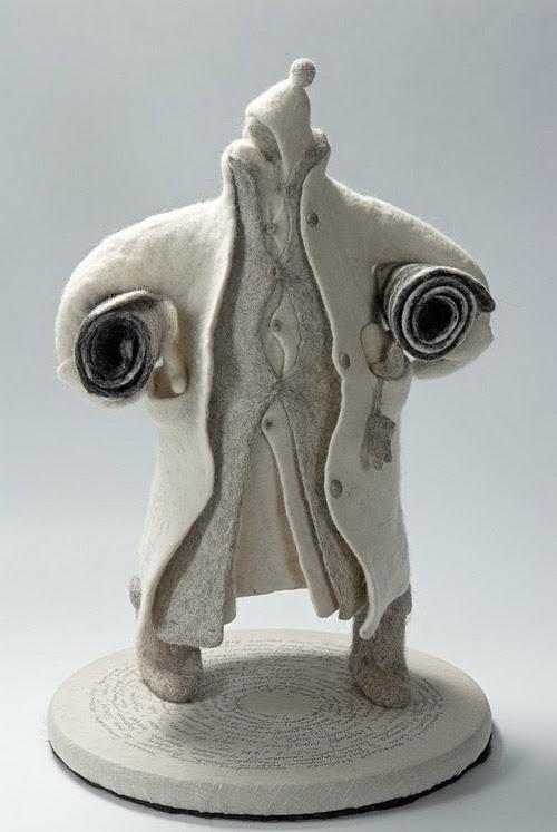 куклы, Ирина Андреева, брюгское кружево, валяние,