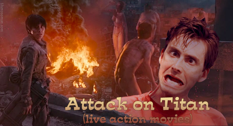 Movie Review Rating Rossmaning Attack On Titan Live Action Movies