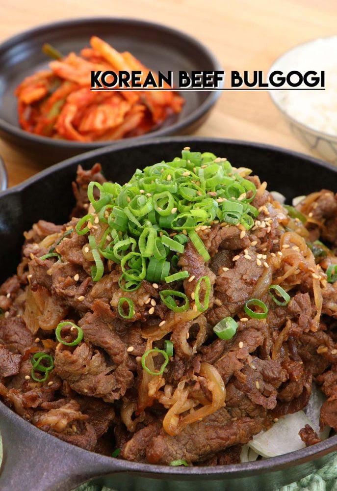 Beef Bulgogi Recipe & Video - Seonkyoung Longest
