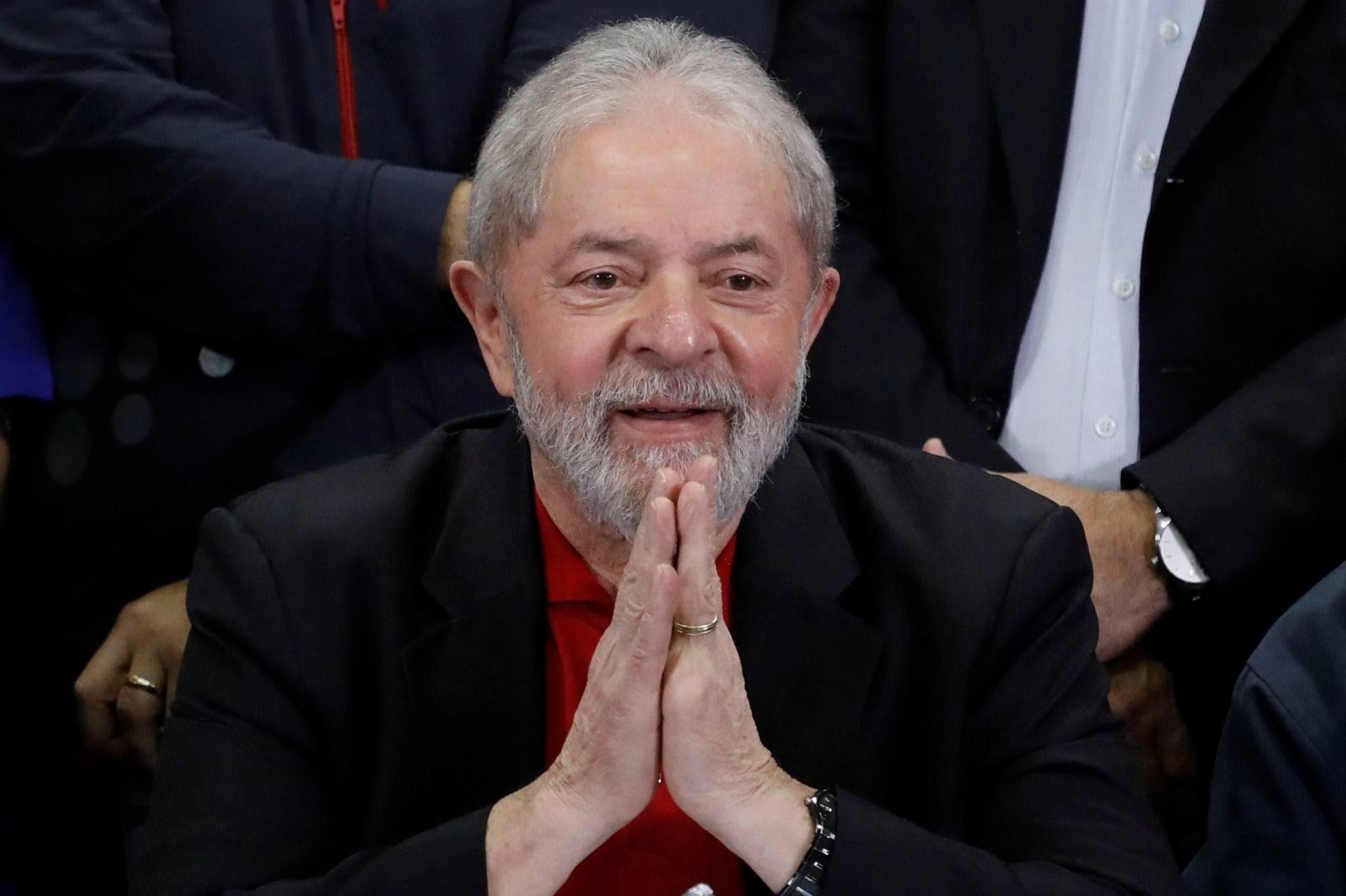 """Lula: Zarattini defendeu que Lula é """"absolutamente inocente"""" no processo   Foto: Nacho Doce/Reuters"""