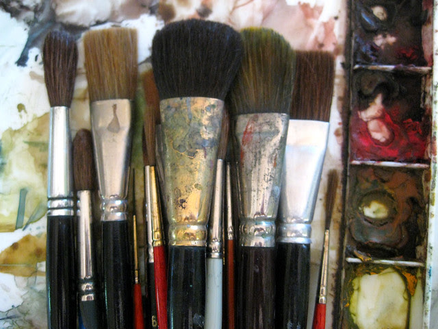 brushes II