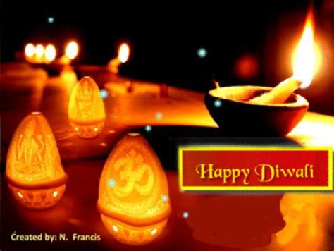 Flaming Sparks Of Diwali. Free Friends eCards, Greeting