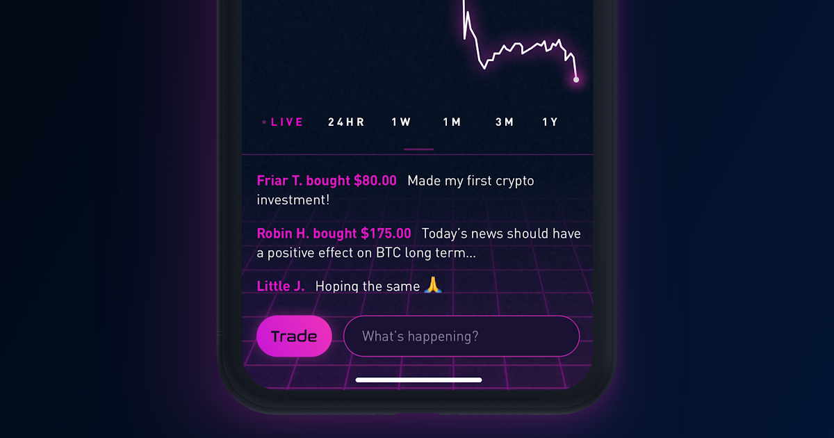 How To Buy Bitcoin On Robinhood App | How To Get Bitcoin ...