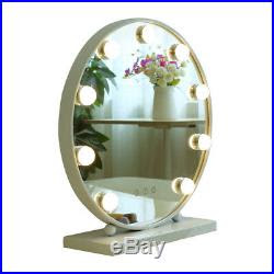 Large Vanity Mirror For Led Light Hollywood Latest Round Styles