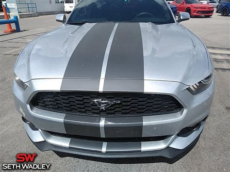 ford mustang ecoboost rwd coupe  sale