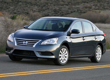 2013 Nissan Sentra Road Test And Review Autobytel Com