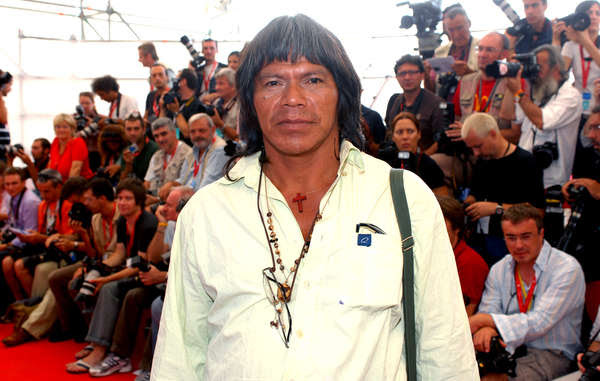 In 2008 Ambrósio attended the premiere of 'Birdwatchers' at the Venice Film Festival.