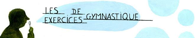 les exercices de gymnastique