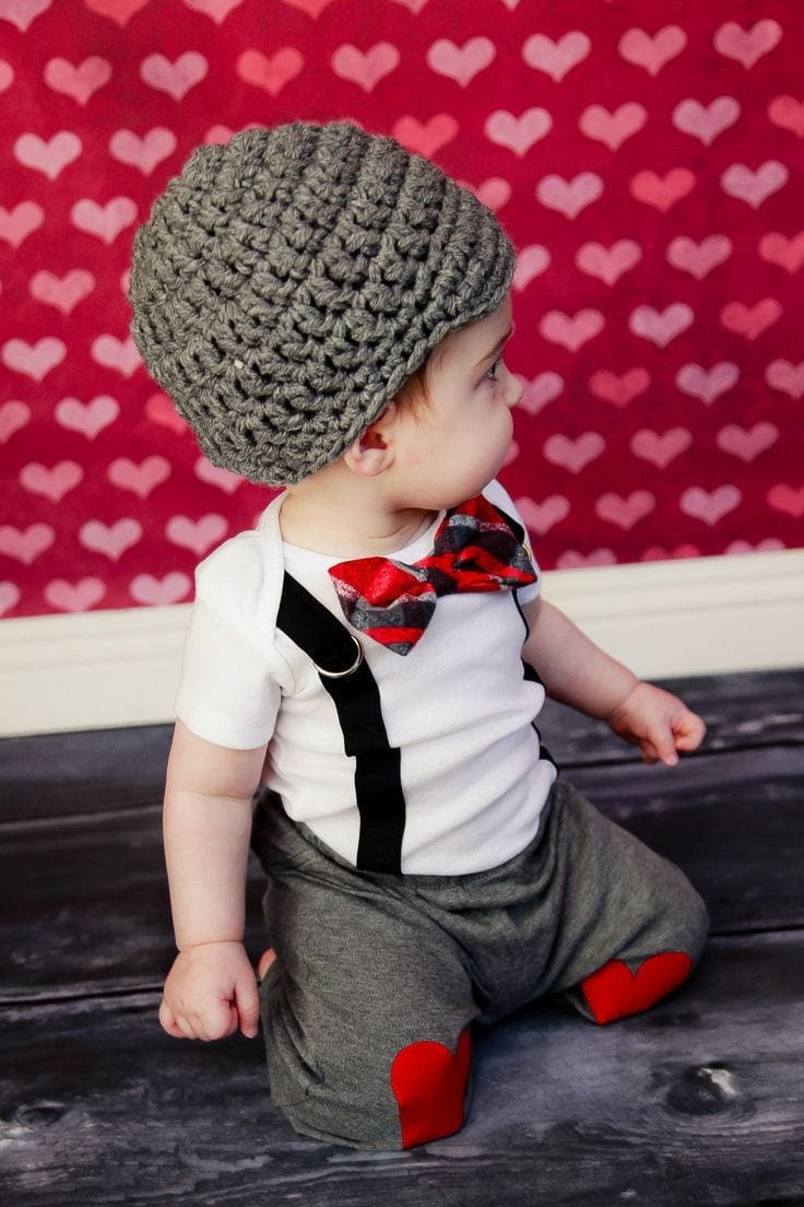 Babies valentine's day Dresses (1)
