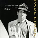 Negotiations and Love Songs 1971-1986   Paul Simon