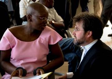 Victoire Ingabire.