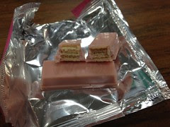 Strawberry Tarte KitKat