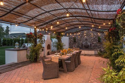 15 Dazzling Mediterranean Patio Designs That Won't Let You