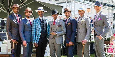 dress   races mens style guide  trend