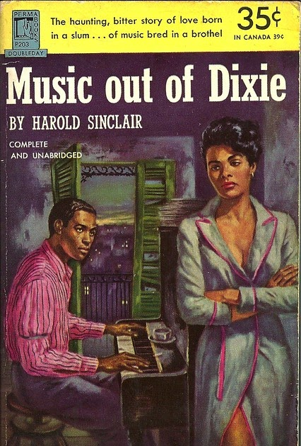 Pop Sensation Paperback 909 Music Out Of Dixie Harold