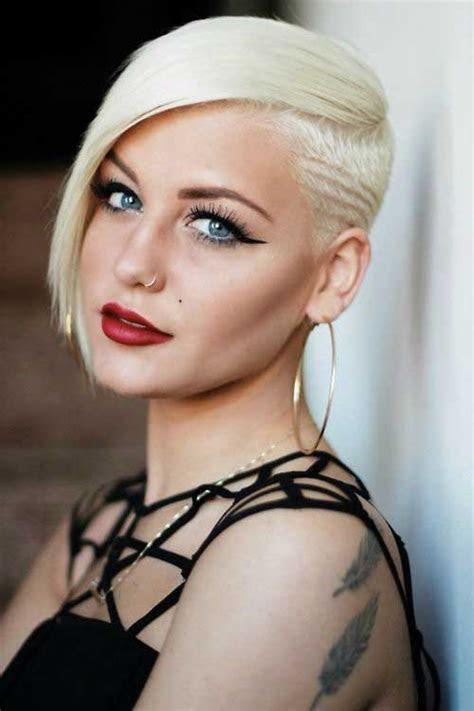 cool asymmetrical pixie cut pics short hairstyles